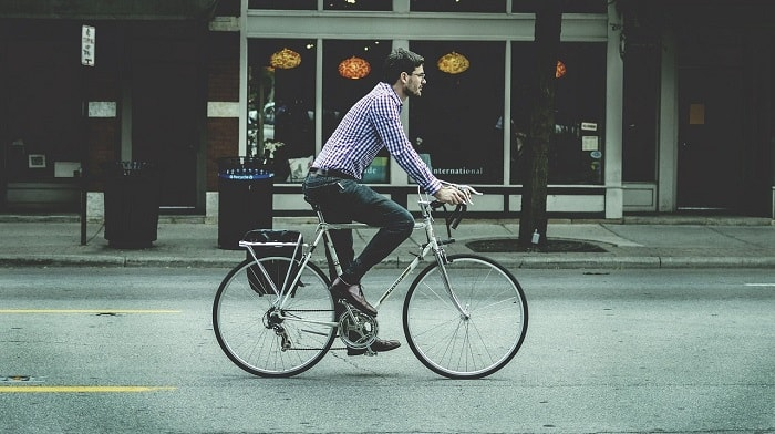 Bike Commuters - The right route reduces your exposure to air pollution?