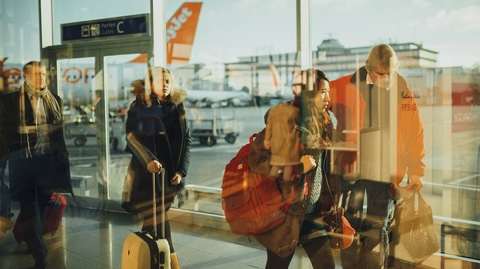 The waiting time for the takeoff does not end after boarding. When a plane is leaving the gate, passengers are forced to a test of patience
