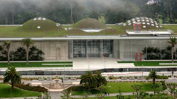 San Francisco - Legislation for Green Roofs - eco urban green building