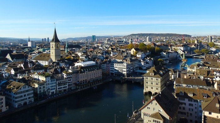 sustainable cities index 2016 - zurich on the top - arcadis