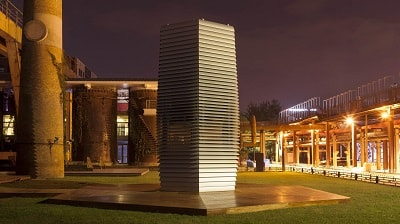 Smog Free Tower In Beijing – 30 Million Cubic Meters Cleaned in 41 Days