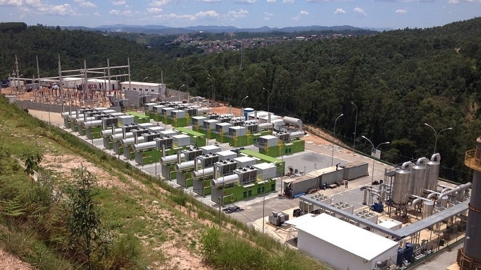 urban landfill biogas in caieras brazil - waste-to-energy - eco urban energy