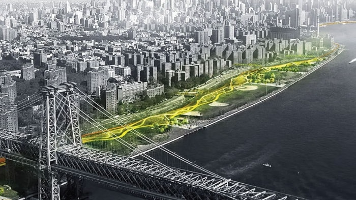 East Side Coastal Resiliency (ESCR) in New York with CH2M