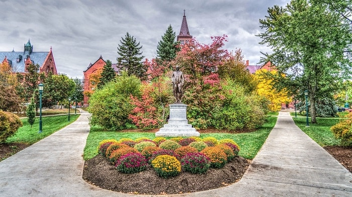 Higher Education Institutions Score Sustainability STARS - University of vermont