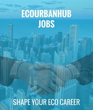 ECOURBANHUB JOBS - Shaping your eco career with our jobboard