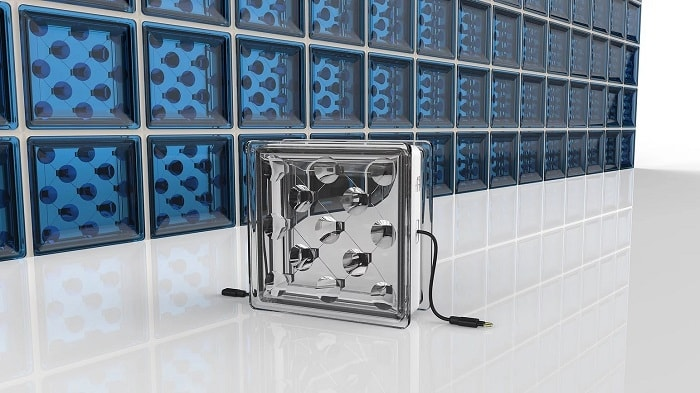 Energy Generating Glass Bricks - University Exeter - Build Solar