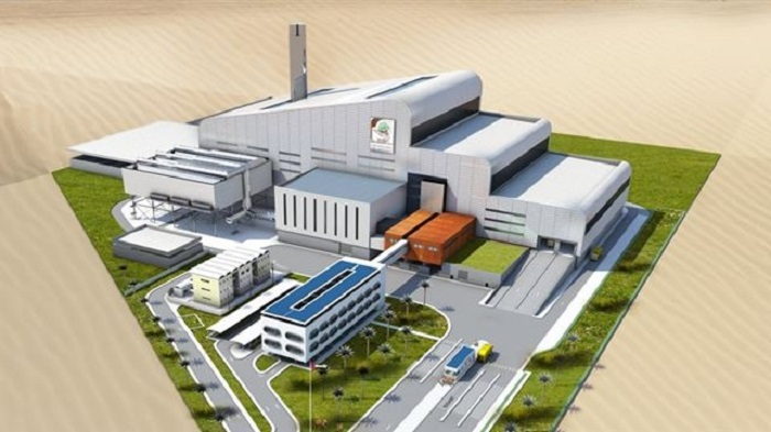 Dubai's Waste-to-Energy Plant – Renewable Electricity for 120,000 Homes