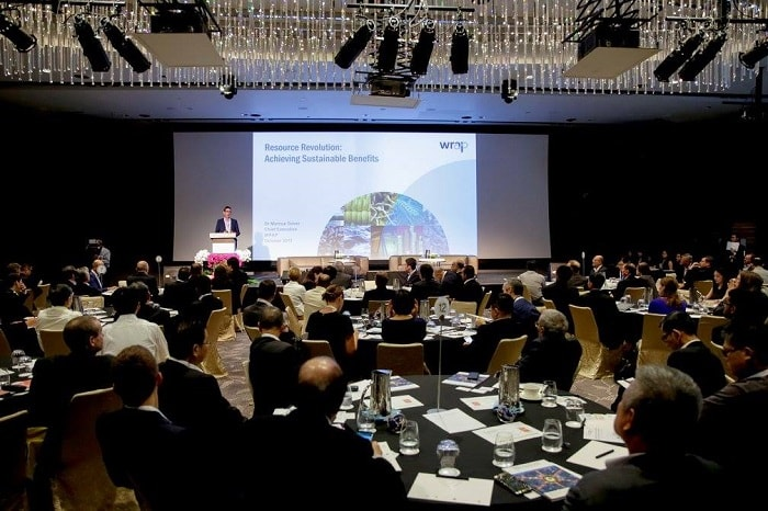 CleanEnviro Summit Singapore 2017 CESS - Conference day