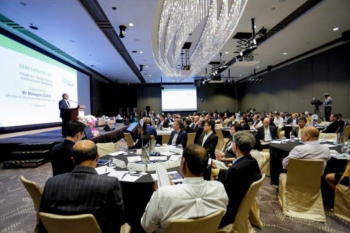CleanEnviro Summit Singapore 2017 CESS - Conference