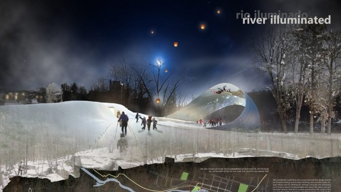 Rio Iluminado wins LAGI Willimantic design competition