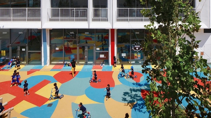 Hong-Kongs-Greenest-School-french-international-school-playground-henning-larsen
