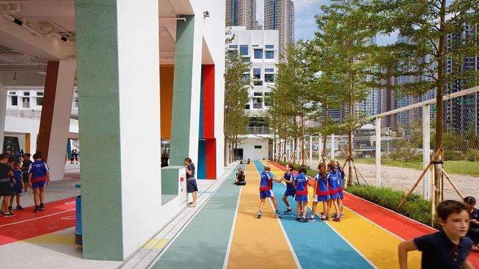 Hong-Kongs-Greenest-School-henning-larsen