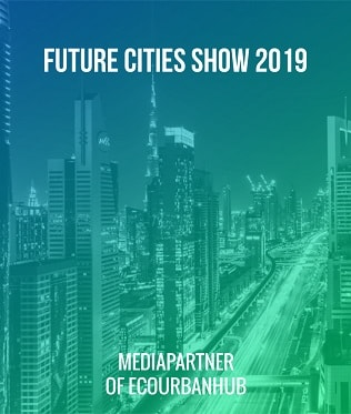 Future Cities Show 2019 - Mediapartner ECOURBANHUB