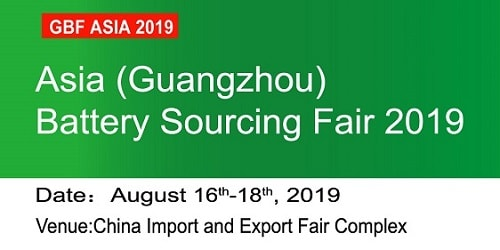 Battery Sourcing Fair 2019
