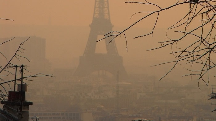 Europe's Air Pollution Reduces Life Expectency