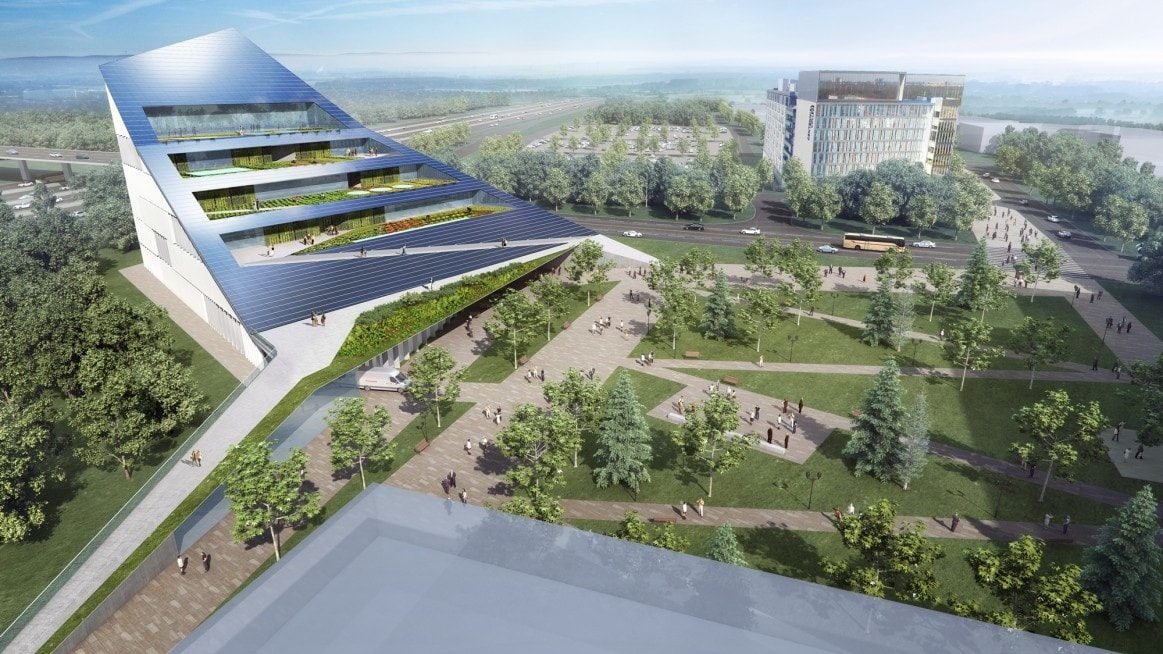 Canada's First Net-Zero Vertical Farm Planned in Toronto - Scarborough Centennial College
