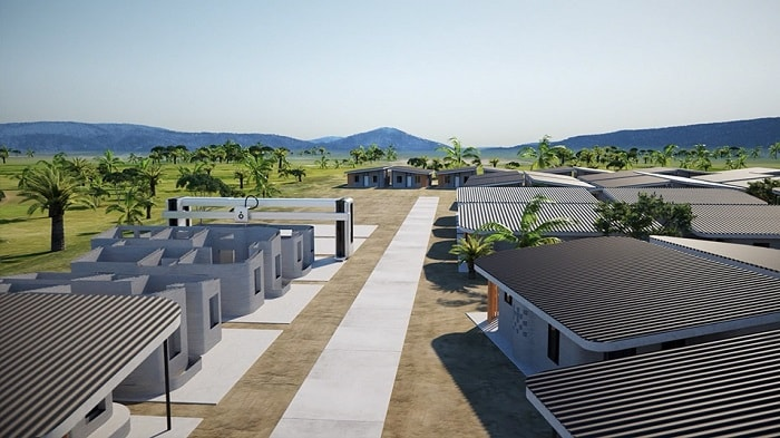 3D-Printed Community - Fuseproject and New Story Revolutionizing Homebuilding to End Global Homelessness