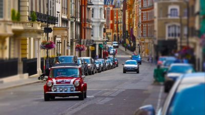 London's Ultra Low Emission Zone Already Bearing Fruits
