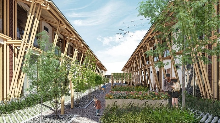 Sustainable Bamboo Mass Housing in Malaysia-Eleena Jamil Architect