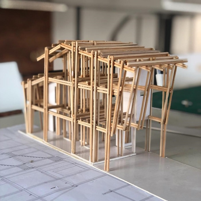 Sustainable Bamboo Mass Housing model in Malaysia-Eleena Jamil Architect
