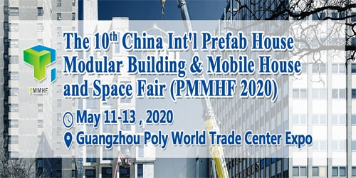 China Prefab Fair 2019 Gouangzhou