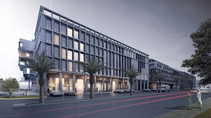 Avciarchitects-Saudi Arabia - Al Khobar Mixed Use lighted