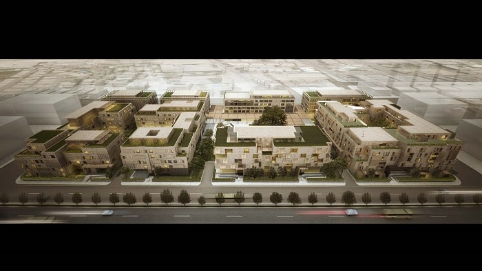 Avciarchitects-Saudi Arabia - Al Khobar Mixed Use model