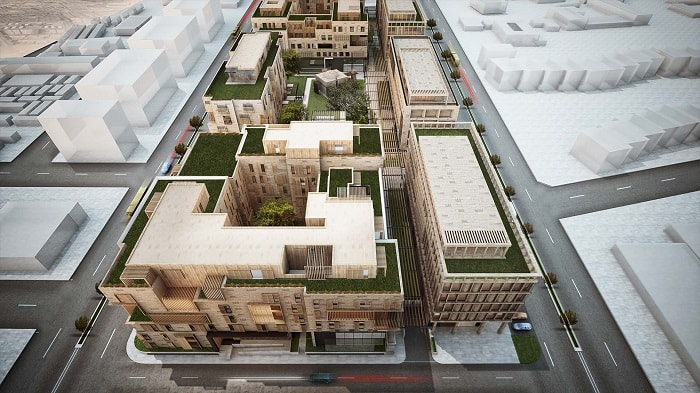 Avciarchitects-Saudi Arabia - Al Khobar Mixed Use